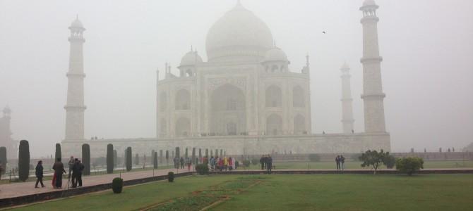 Taj Mahal and a slap in my face in India タージマハルとインドの洗礼 インド 2