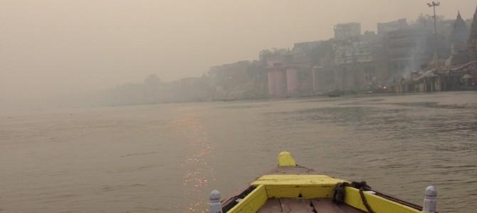 Varanashi the maze, India  迷路のようなバラナシ ガンジス川 インド3