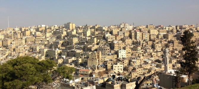 Pricy and Hip Amman, Jordan  アンマンの西麻布と物価 ヨルダン  1