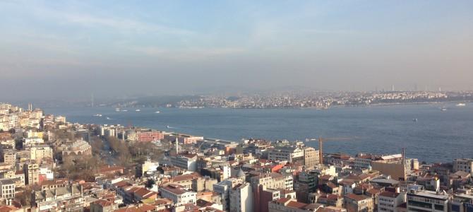 Fusion of Europe and Asia Instunbul  ヨーロッパとアジアが融合したイスタンブール トルコ 1