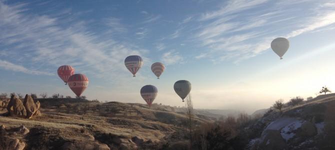 Tourism in Cappadocia 観光地化されたカッパドキア トルコ2