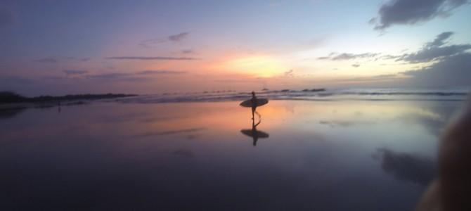 Tamarindo/Witchs Rock/Ollies Point  Blind Surfer 盲目のサーファー